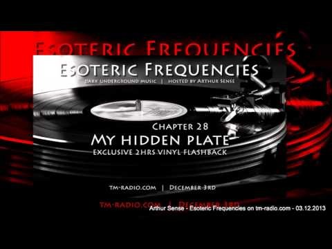 Arthur Sense   Esoteric Frequencies on tm radio com   03 12 2013   Segmento 2