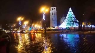 Рождество в Вильнюсе