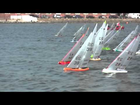 INTERNATIONAL ONE METRE WORLD CHAMPIONSHIP 2011 - A Fleet - Race 21