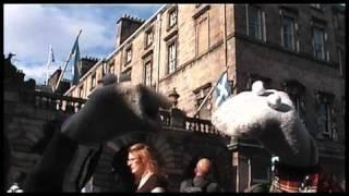 A-Z of the Fringe: F - Scottish Falsetto Sock Puppet Theatre