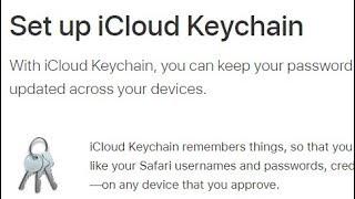 Gambar cover iPhone & iPad Security - 3 iCloud Keychain