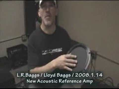 L.R.Baggs / Acoustic Reference Amp