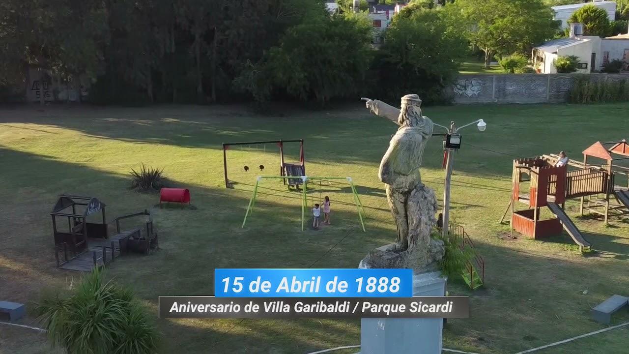 Villa Garibaldi cumple 133 años