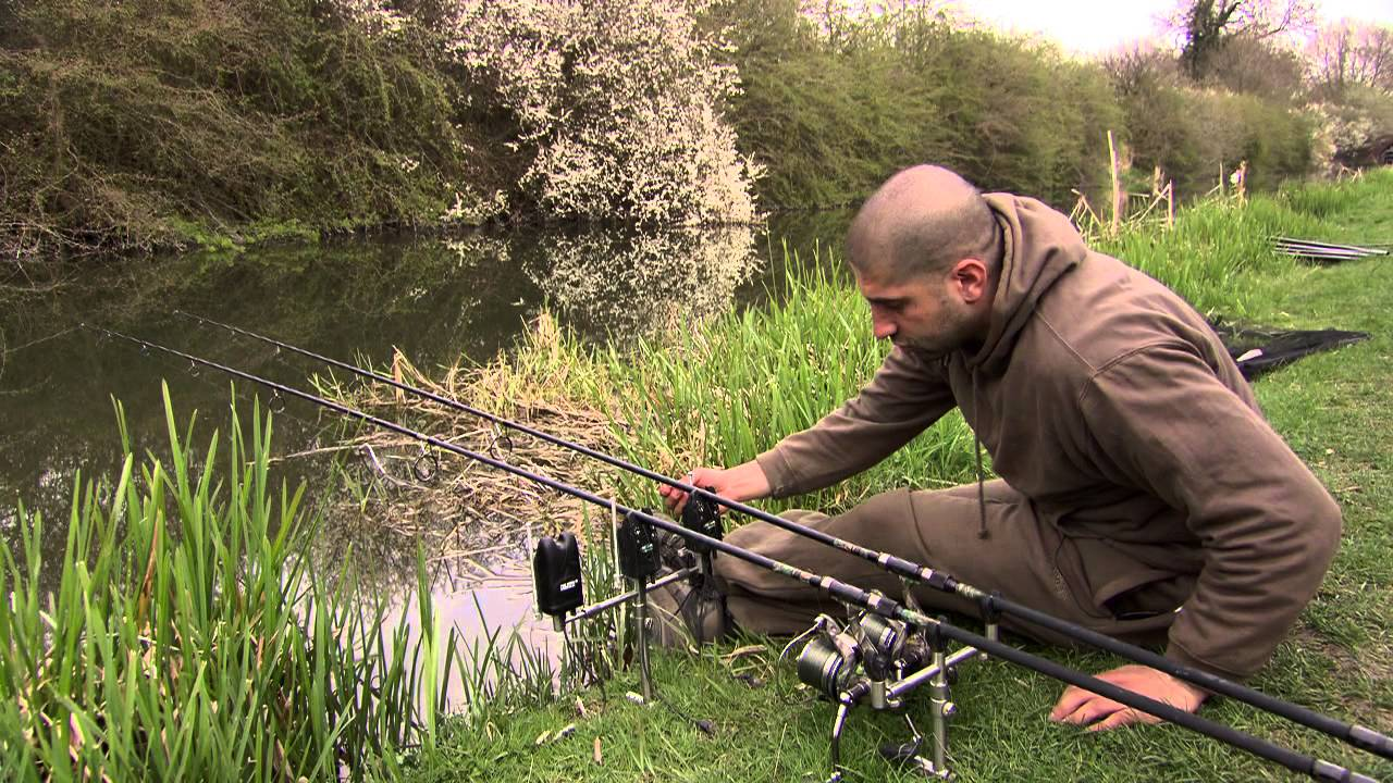 thinking tackle season 5 show 3 - canal carp fishing - trailer, Reel Combo