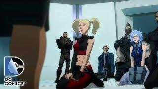 Отряд Самоубийц знакомится с Амандой Уоллер (часть-1). Бэтмен: Нападение на Аркхэм.