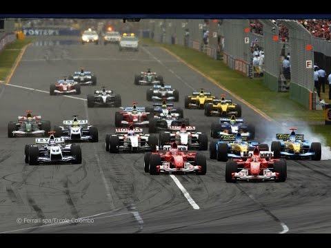 F1 2004 Australian Grand Prix Schuamcher Vs Alonso Vs Hakkinen MUST WATCH Vintage RACE