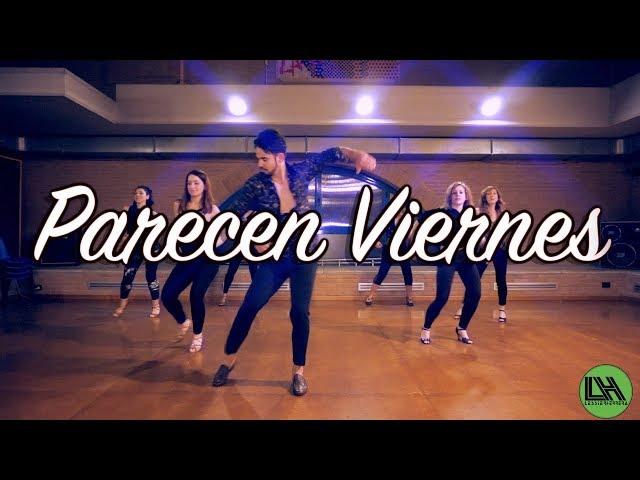 Marc Anthony - Parecen Viernes by Lessier Herrera Zumba