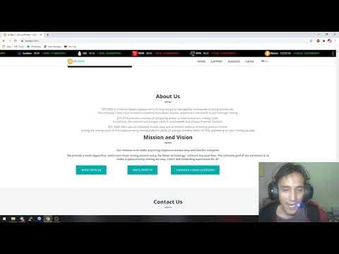 BTCBAM The Good Bitcoin Mining Platform