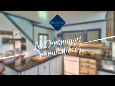 Chronique immobilière: Walk Score et prix des propriétés (2 novembre 2015)