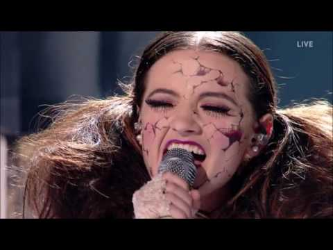 Emily Middlemas: Get's 'CREEP'Y and STUNS The Crowd! | Live Shows 4 | The X Factor UK 2016