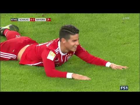 Bundesliga 2017/2018: Schalke 04 - Bayern Munich