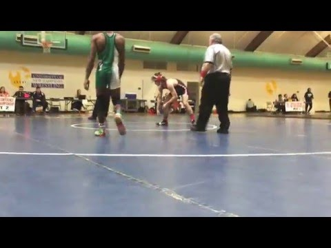 James Manikas vs. Green Singlet