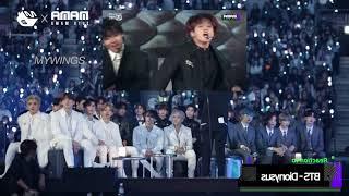 IDOL reaction to BTS 'Dionysus' @ MAMA 2019