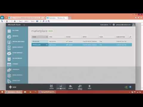 Visual Studio Python Tutorial Deep Dive  Create a Python Django website using Visual Studio
