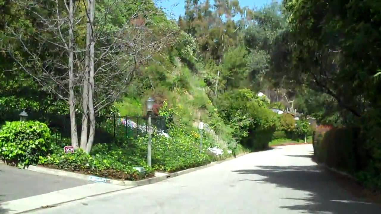 Bel Air California Mansions Luxury Amp Celebrity Homes