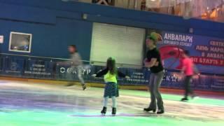 Ледовой каток Ice Dream. Урок фигурного катания в ТРЦ Dream Town, Киев