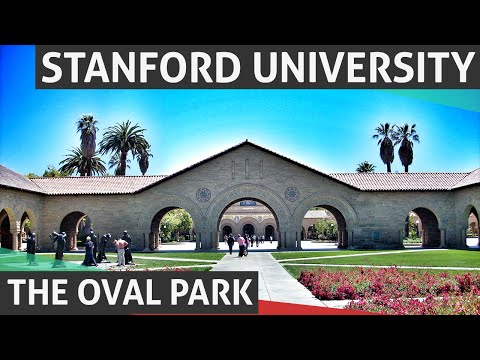 The Oval Park - Stanford University, California, United States