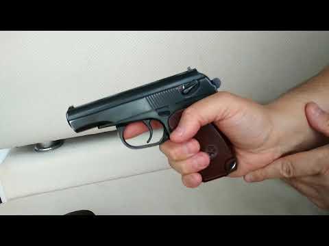 Уроки стрельбы из пистолета макарова видео