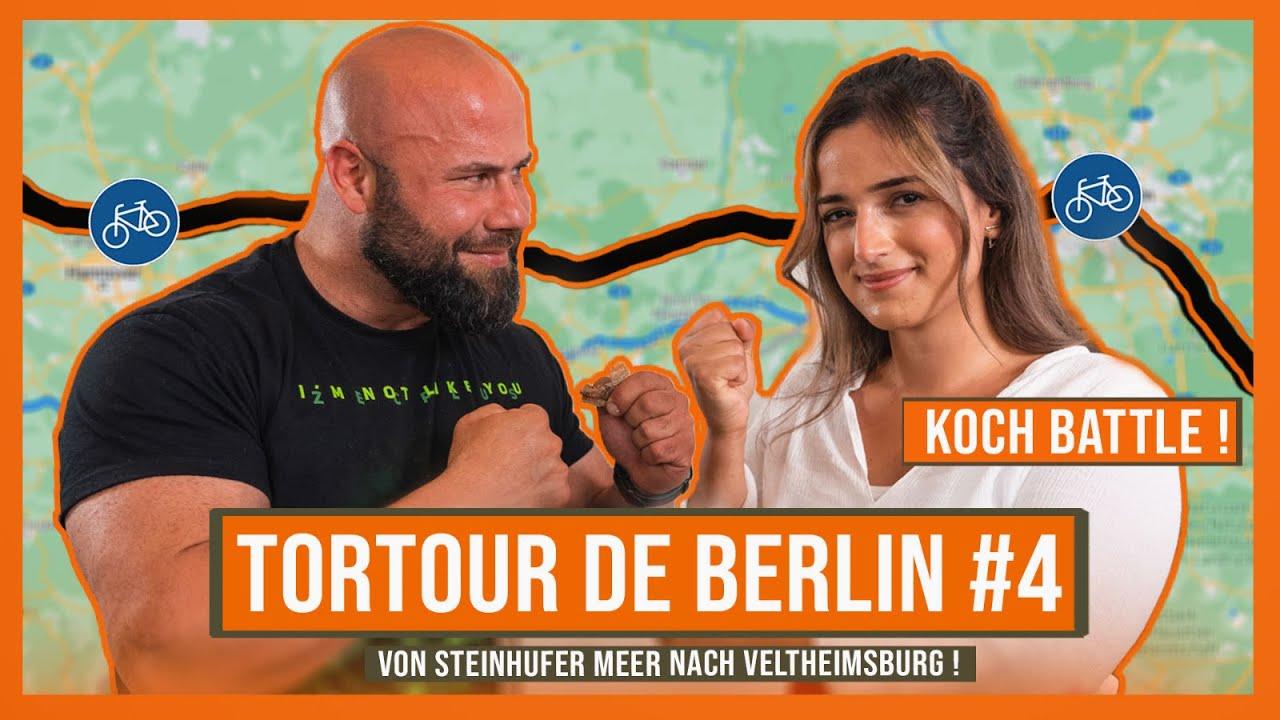 Der Oasch tut weh | Tortour de Berlin | Tag 6-8