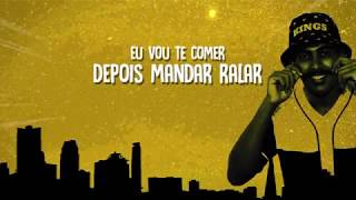 MC Juninho Life - Aprimorou a Sentada (Lyric Video) DJ LK