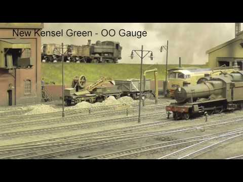 Poole & District Model Railway Society Exhibition 2016