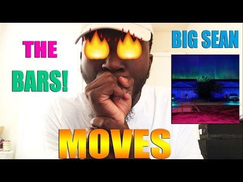 Big Sean - Moves (Review/Reaction)