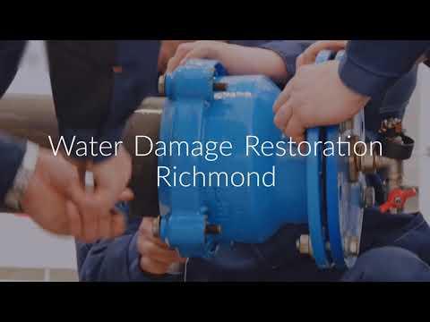 5 Star : Water Damage Restoration Service in Richmond, VA