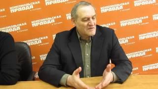 Сопредседатель Харьковской правозащитной группы Евгений Захаров 1