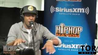 King Los Freestyle For 6 Minutes Straight on Hip Hop Nation
