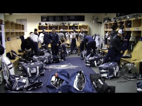 UNH Hockey- On the road