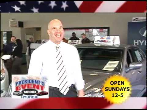 Tarbox Hyundai - Presidents Day Sale - YouTube
