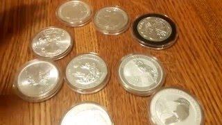 Why stack goverment silver coin and which ones to pick