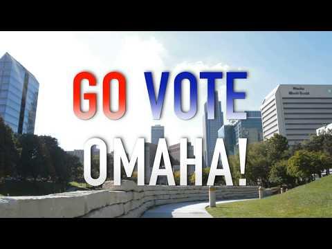 Go Vote, Omaha - Legislative Distrist #8