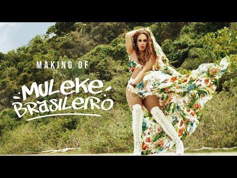 Gloria Groove - Muleke Brasileiro (Making Of)