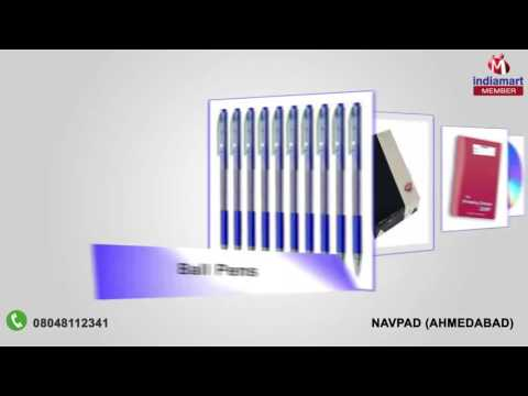 Stationery Products By Navpad, Ahmedabad