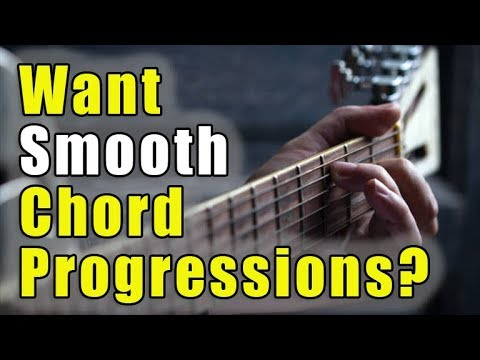 Want Smooth Chord Progressions? (Map Upper Tones)