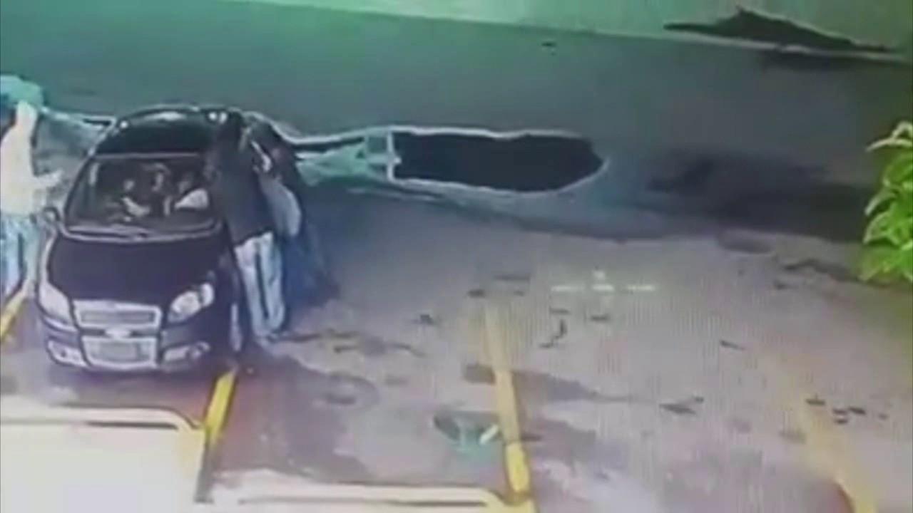 Asaltos en gasolinera de Celaya