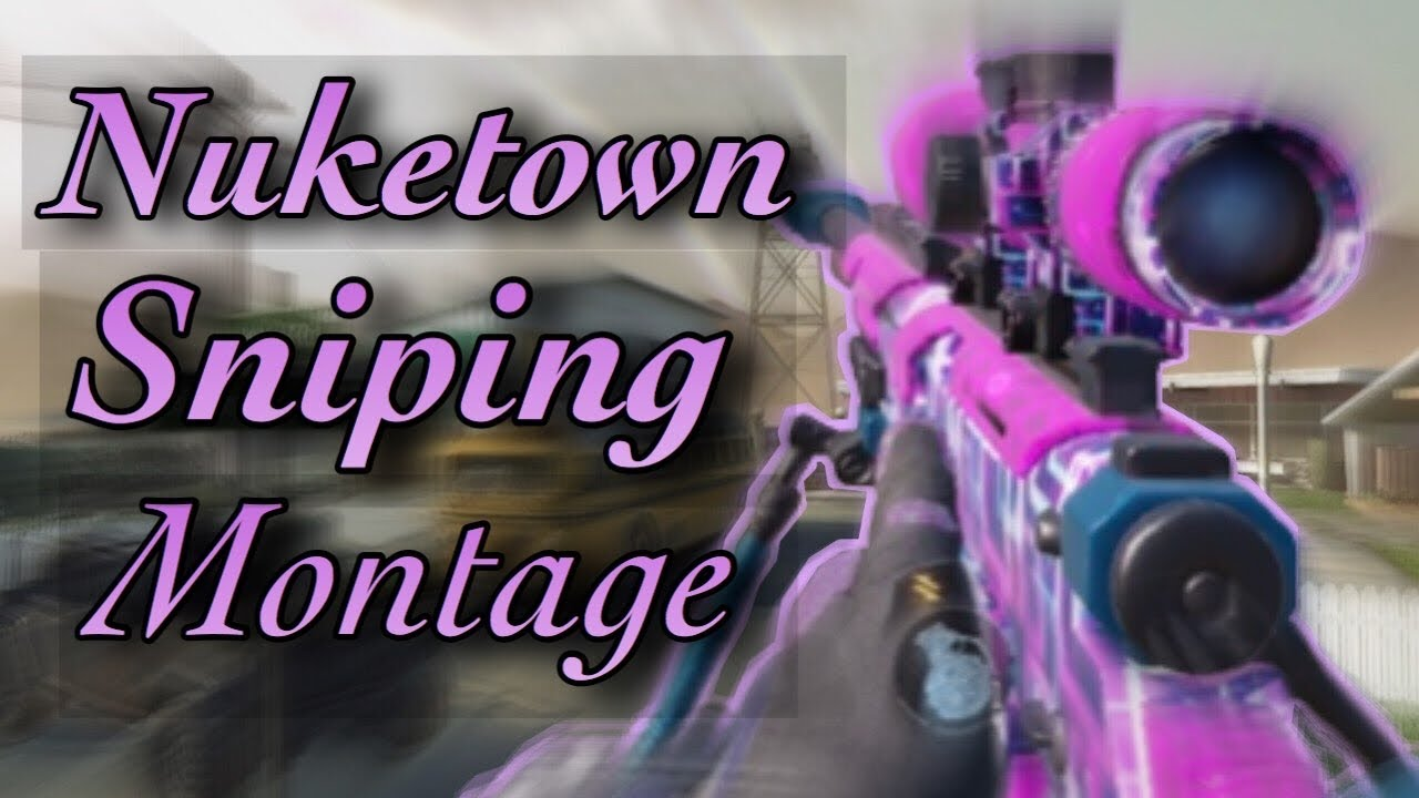 NUKETOWN☢️ Sniping Montage