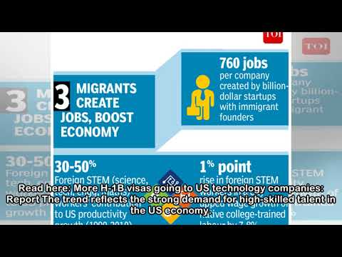 Why H-1B visa squeeze could hit US tech dominance
