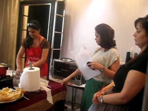 Cooking Classes in Dubai - Demo by Vandana Jain