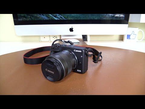 Canon EOS M3 | Revisión en profundidad y calidades
