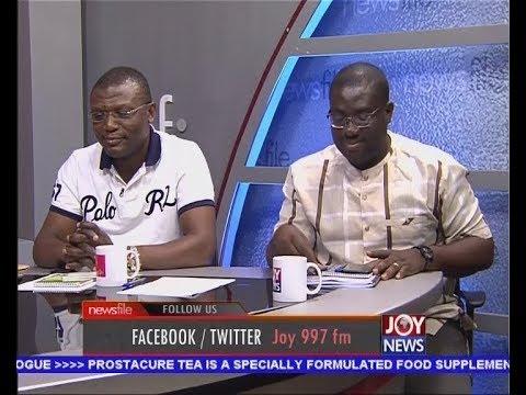 NDC & The Leaked Botchwey Report - Newsfile on JoyNews (28-10-17)