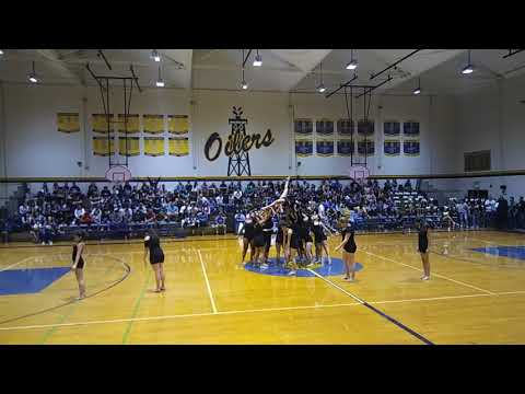 Montebello high school vs Schurr high school Dance & drill team(2)