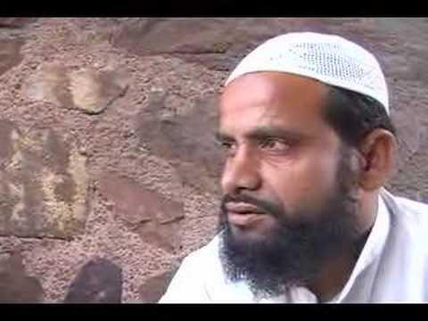Imam of Jami Masjid of Kotla Firoz Shah
