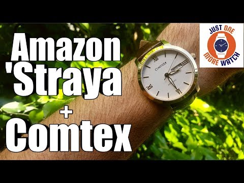 Comtex 40mm and..... AUSTRALIA NOW HAS AMAZON! So what?!