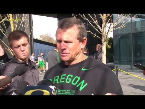 On former Oregon Ducks assistant John Neal, and on greed and the playoff: Issues & Answers