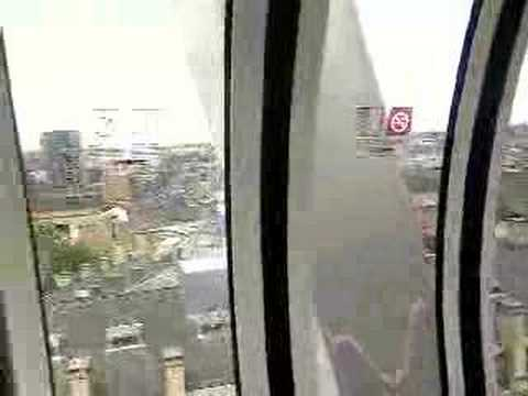 Me & Llinos On The Big Wheel In Manchester