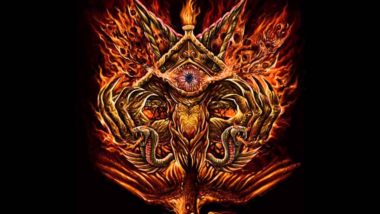 Chinese Dragon Wallpapers 3d Deiphago Red Dragon Of Chaos Into The Eye Of Satan