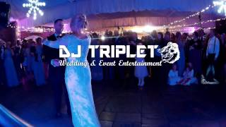 Mr & Mrs Imber First Dance at Northbrook Park Wedding