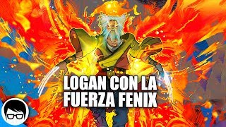 LOGAN CON LA FUERZA FENIX VS KING THOR (2018) | Thor #1  COMIC NARRADO